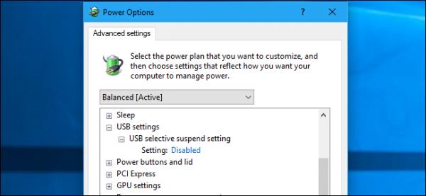 چگونه از خاموش شدن دستگاه های USB توسط ویندوز جلوگیری کنیم؟