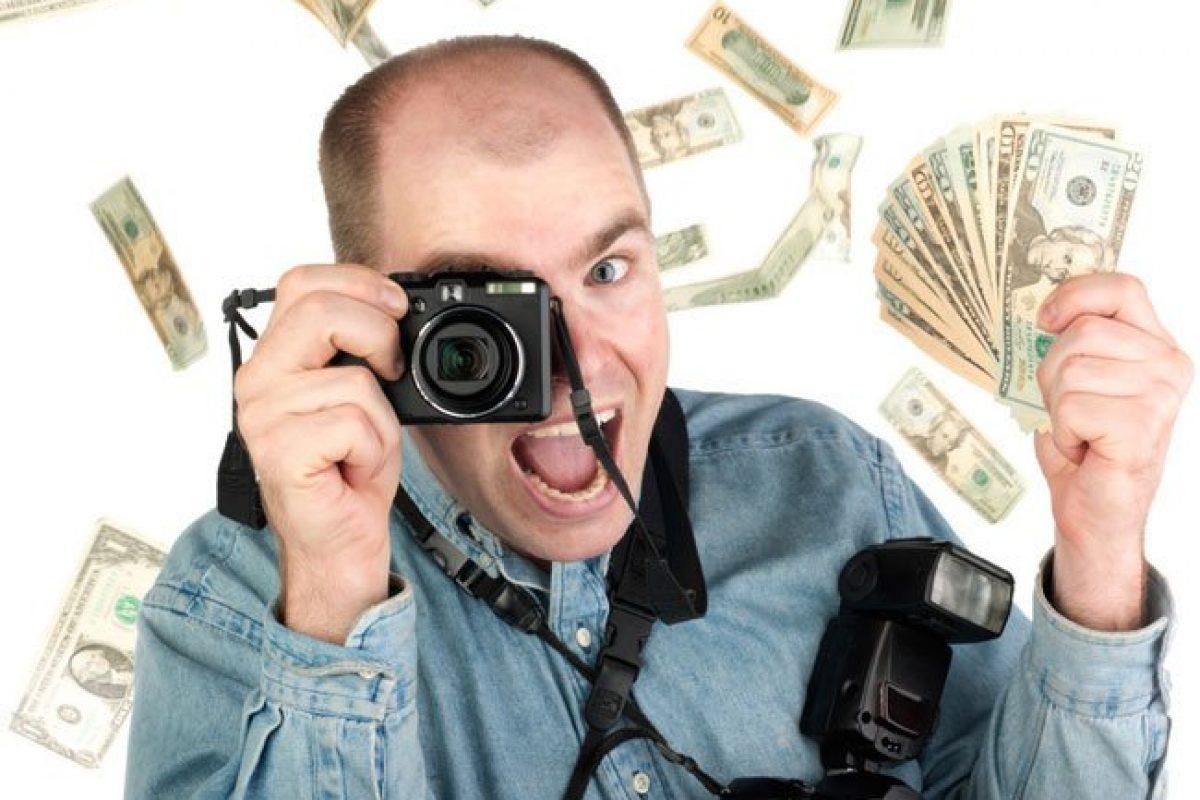 چگونه با عکس گرفتن ثروتمند شویم