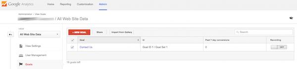 Google Analytics 3