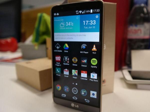 LG G3 Verdict