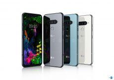 معرفی گوشی جدید LG G8S ThinQ محصول متفاوت ال جی