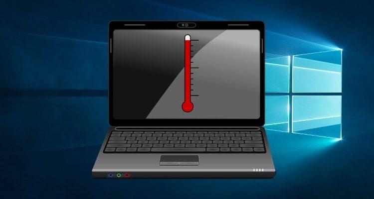 چطور دمای CPU در ویندوز ۱۰ را چک کنیم؟