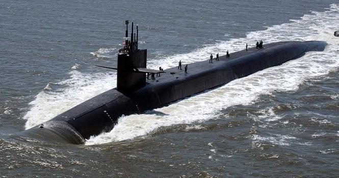 زیردریایی کلاس اوهایو