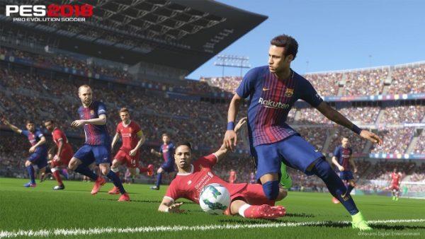 بررسی بازی Pro Evolution Soccer 2018