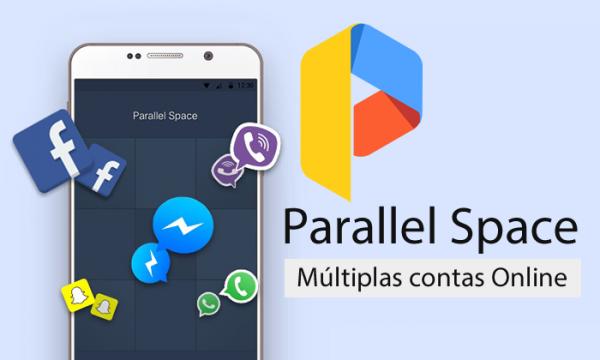 آموزش استفاده از نرم افزار Parallel Space برای خروج از بلاک واتس اپ