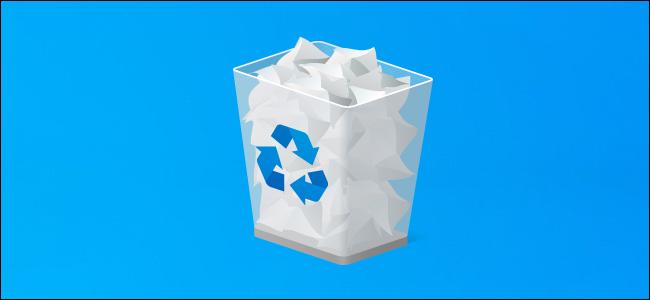 نمی خواهم Recycle Bin ویندوز ۱۰ اتوماتیک خالی شود. چکار کنم؟
