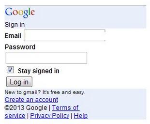 هشدار: ارسال یک ایمیل تقلبی جدید برای اکانت های جیمیل
