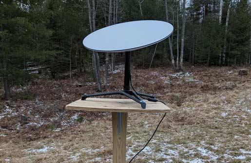 سرعت اینترنت ماهواره ای استارلینک چقدر است؟