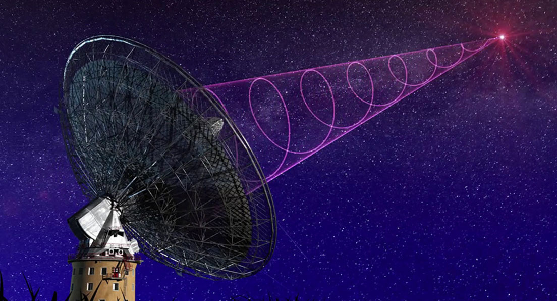 رمزگشایی از سیگنال مرموز فضایی