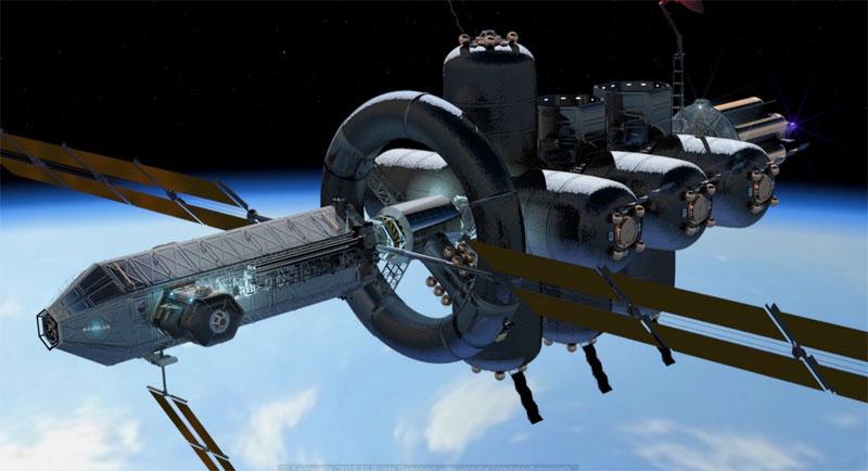 اکتشافات فضایی در سال 2040