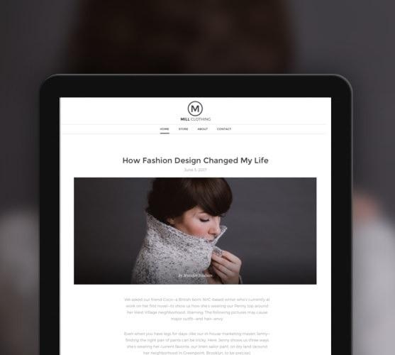 طراحی سایت سریع باWeebly