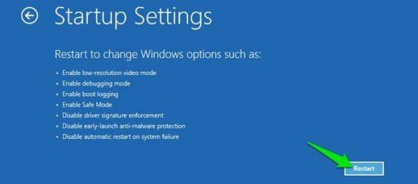 روش های ورود به حالت ایمن SAFE MODE موقع لود نشدن ویندوز 10