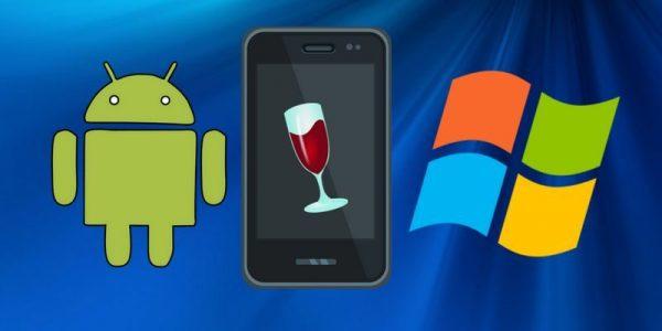 راهنمای اجرای نرم افزار ویندوز در اندروید با اپلیکیشن Wine