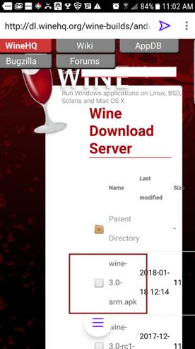 اجرای نرم افزار ویندوز روی اندروید