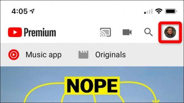 حذف اتوماتیک سابقه جستجو و دیتاها از اپلیکیشن موبایلی یوتیوب