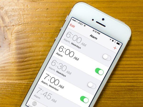 چگونه  Alarms ها را در اندروید، iOS و ویندوز ۱۰ نام گذاری کنیم؟