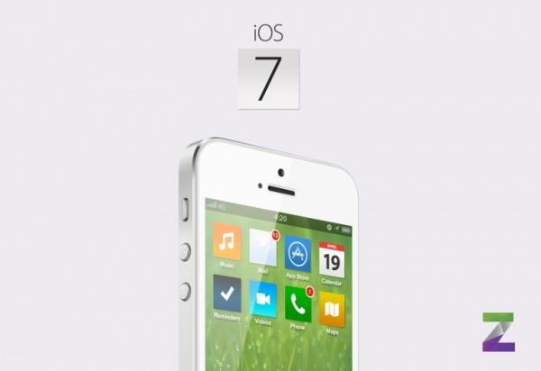 شاید iOS 7 اینگونه باشد ( ویدئو )