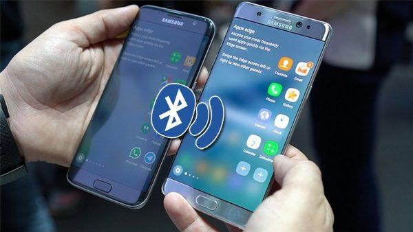 تمامی دستگاه ها بلوتوث دارند و بدین ترتیب می توانید اینترنت روی گوشی خود را با این قابلیت به دیگر گوشی ها منتقل کنید