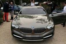 امکانات جدید در نسل بعدی BMW سری ۷