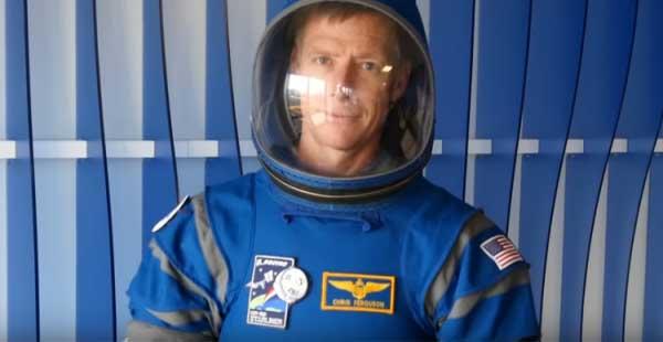 لباس فضانوردان استارلاینر