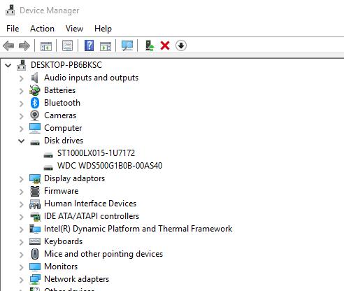 از ابزارHDD Manufacturer استفاده کنید