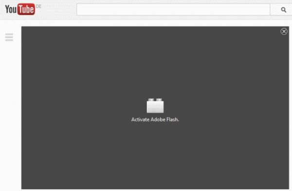 بهبودهای قابلیت Click to Play در فایرفاکس ۲۴