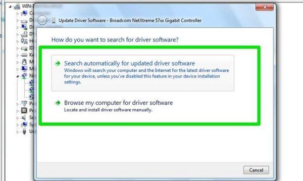 حل مشکل اتصال به اینترنت در ویندوز