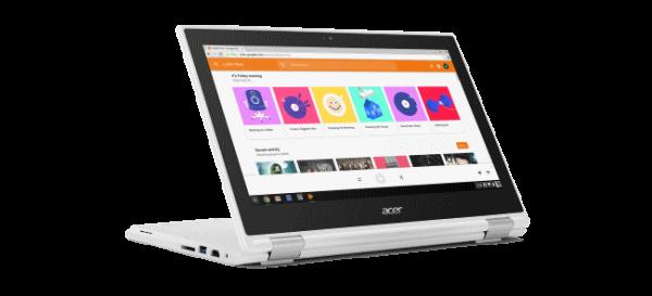 Acer Chromebook R11: ۸۰۰