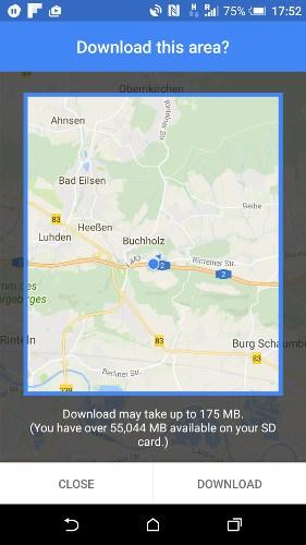 ترفند گوگل مپ دانلود نقشه از گوگل مپ