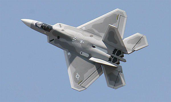رهگیری جنگنده های فوق پیشرفته F22 و F35 آمریکا توسط فناوری چینی