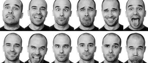 حالات چهره