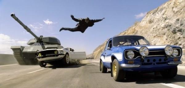 در فیلم سریع و خشن چند ماشین خراب شده اند؟