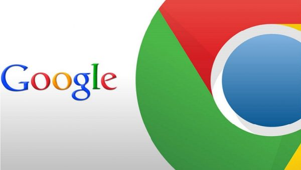 google chrome logo 1 600x340 - ۴ گام به منظور افزایش سرعت بارگذاری سایت ها در مرورگر کروم
