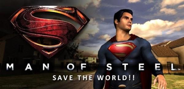 عرضه بازی Man Of Steel برای اندروید و iOS – در نقش سوپرمن به دیگران کمک کنید