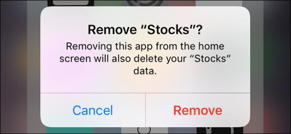 چگونه اپلیکیشن های پیش فرض آیفون و آی پد را حذف کنیم؟
