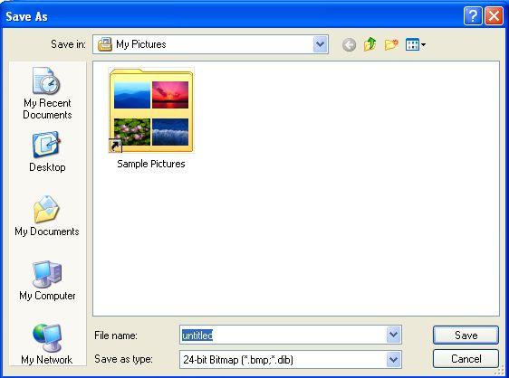 آموزش گرفتن اسکرین شات در ویندوز xp