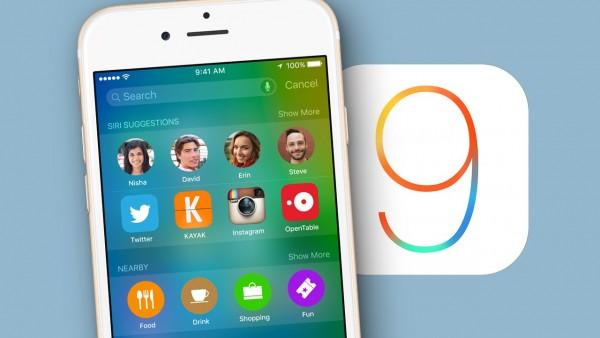۶۶ درصد از محصولات اپل IOS 9 را دریافت کرده اند