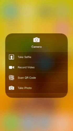 اسکن کردن کد های QR به کمک دوربین آیفون