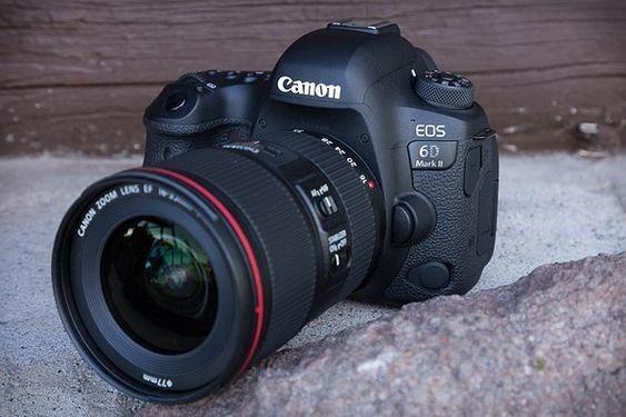 بررسی و انواع دوربین عکاسی کانن