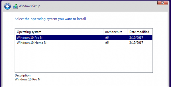 ویندوز نسخه N و KN