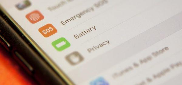 آموزش افزایش طول عمر باتری گوشی های آیفون مبتنی بر iOS 11