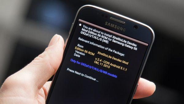 نصب فریم ور گوشی گوشی به صورت مجدد به شما کمک می کند تا بتوانید مشکل خاموش شدن و روشن نشدن گوشی را حل کنید