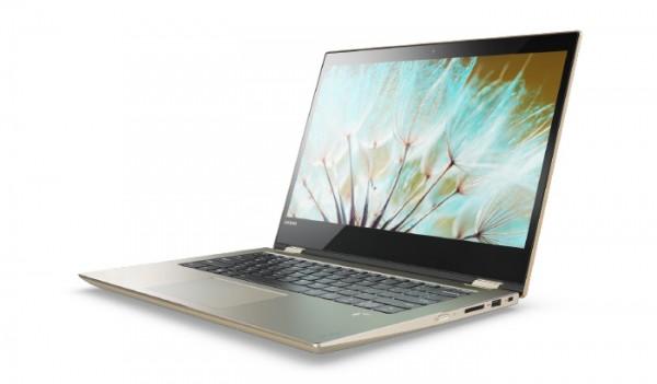 دو لپتاپ جدید لنوو Yoga 520 و Yoga 720 با سیستمعامل ویندوز ۱۰ به صورت رسمی معرفی شد