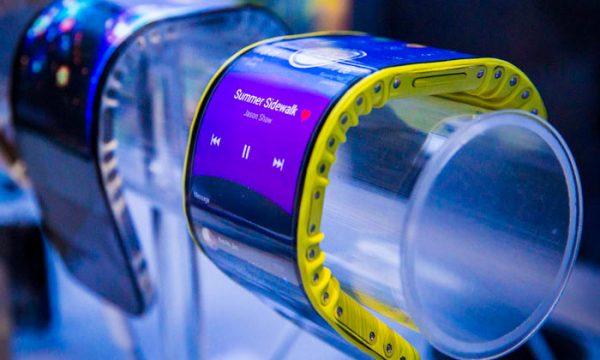 حافظههای انعطافپذیر، عرضه گوشیهای هوشمند قابلانعطاف را امکانپذیر خواهد نمود