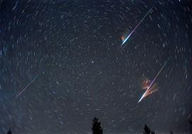 آسمان شب ۱۶ نوامبر، میزبان رویداد شهاب باران Leonid