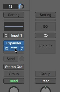 حذف نویز در صدای پس زمینه با کمکLogic Pro X در مک