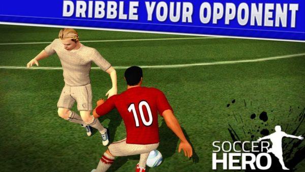 نگاهی به بازی Soccer Hero