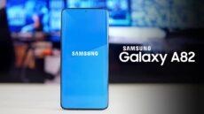 انتشار مشخصات فنی گوشی گلکسی A82