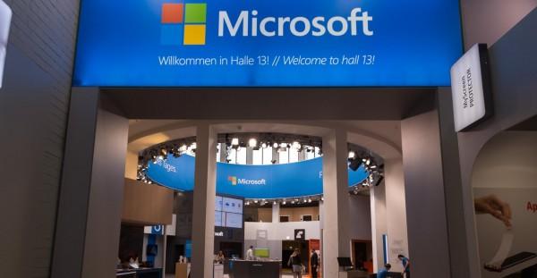 بررسی غرفه مایکروسافت در نمایشگاه ایفا ۲۰۱۶