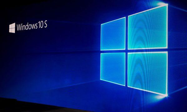 سیستمعامل ویندوز ۱۰ S بهطور رسمی معرفی شد؛ تلاش مایکروسافت برای ضربهفنی کرومبوکها!